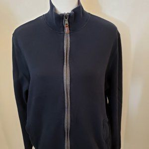 Banana Republic LARGE Zip Sweater